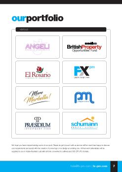 FX-PM • Creative Logo Design Portfolio