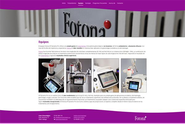 laserginecologico.es Screenshot 3