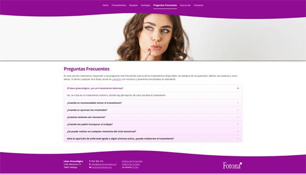 laserginecologico.es Screenshot 4